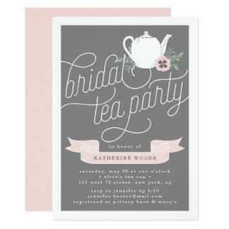 Sweet Tea | Bridal Tea Party Invitation