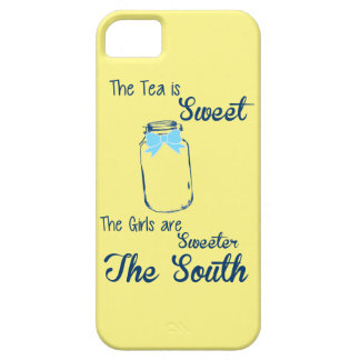 Sweet Tea Sweet Girls Barely There iPhone 5 Case