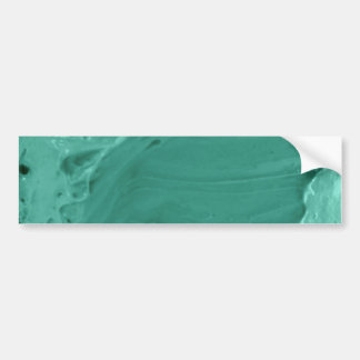 Sweet Teal Icing Photography Bumper Stickers