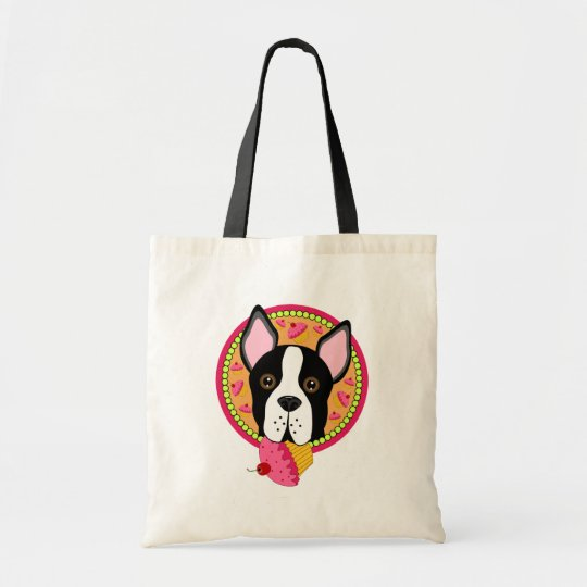 Sweet Terrier Tote Bag