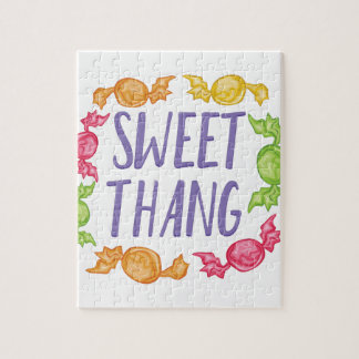 Sweet Thang Jigsaw Puzzle