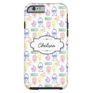 Sweet Things Custom iPhone 6 Tough Case