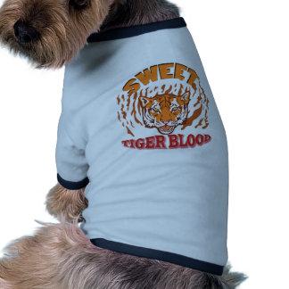 Sweet Tiger Blood Pet Tee