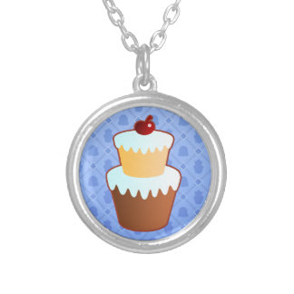 Sweet Time blue Necklace