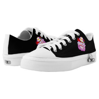 Sweet Time dark Low Tops