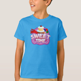 Sweet Time Kids teal T-Shirt