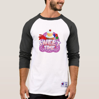 Sweet Time Men's Raglan T-shirt