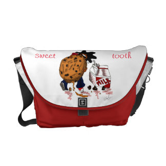 Sweet Tooth Commuter Bag