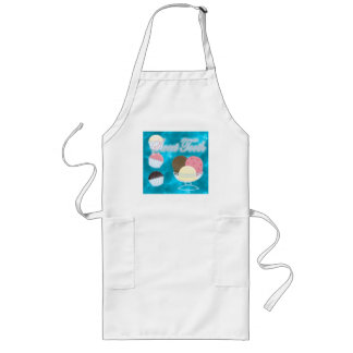 Sweet Tooth Long Apron