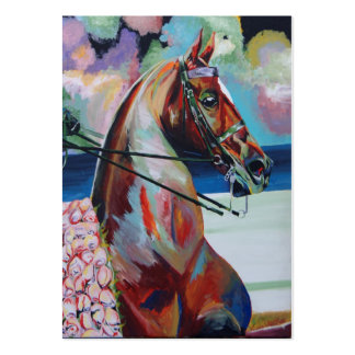 Sweet Treat - American Saddlebred Pack Of Chubby Business Cards