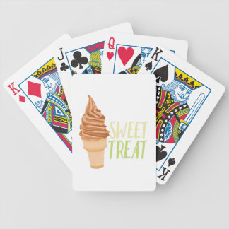 Sweet Treat Bicycle Playing Cards
