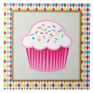 Sweet Treat Cupcake Kitchen or Restraunt Tile