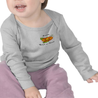 Sweet Treat or Treat for Girl or Boy Long Sleeve T-shirt