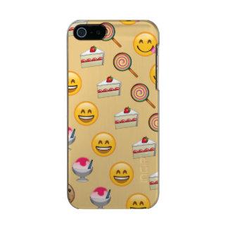 Sweet Treats Emojis Incipio Feather® Shine iPhone 5 Case