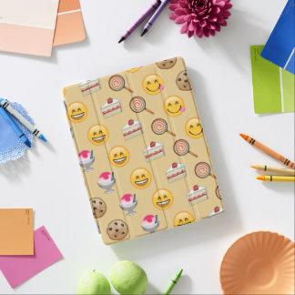 Sweet Treats Emojis iPad Cover