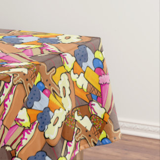 Sweet Treats Party Tablecloth