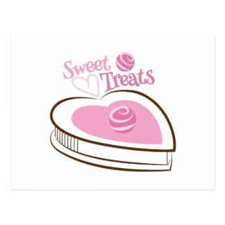 Sweet Treats Postcard