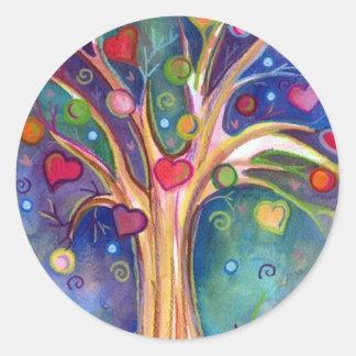 Sweet Tree Classic Round Sticker