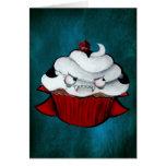 Sweet Vampire Cupcake