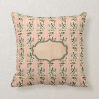 Sweet Vintage Shabby Chic Roses Floral Cushions