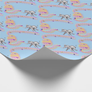 Sweet Wrapping Paper - Fanti