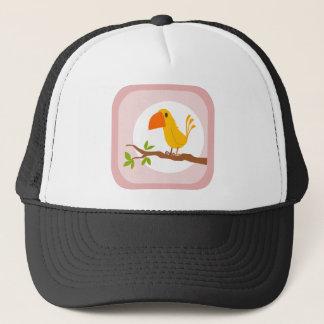 sweet yellow bird, sweet yellow bird trucker hat