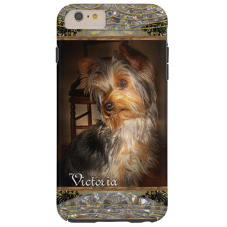 Sweet Yorkie or Insert Your Own Photo Tough iPhone 6 Plus Case