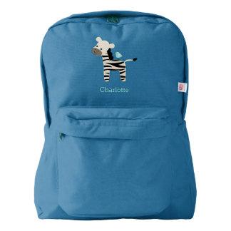 Sweet Zebra Backpack