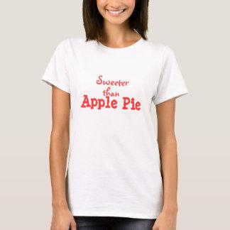 Sweeter , than, Apple Pie T-Shirt