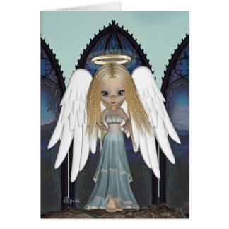Sweetest Angel Greeting Card