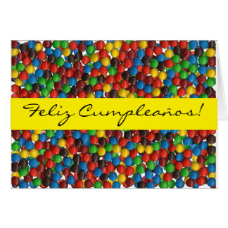 Sweetest Birthday Card - Spanish Birthday