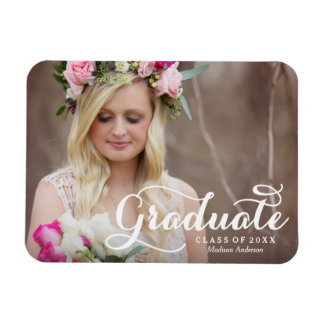 Sweetest Grad Graduation Magnet