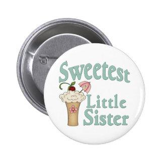 Sweetest Little Sister Malt Buttons