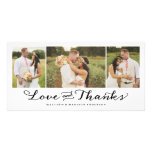 Sweetest Love | Wedding Thank You Photo Card