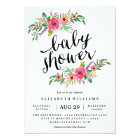 Sweetest Summer Baby Shower Invitation