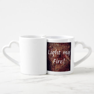 Sweetheart coffee mugs