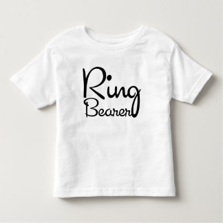Sweetheart Ring Bearer Toddler T-Shirt