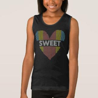 sweetheart singlet