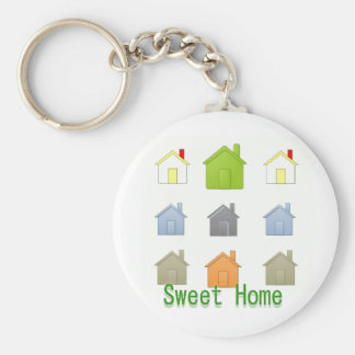 SweetHome House Warming Party Key Ring
