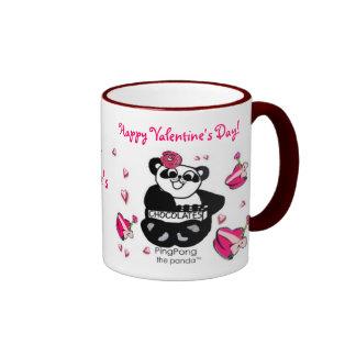 SWEETIE PANDA Valentine Mug