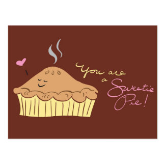 Sweetie Pie Postcard