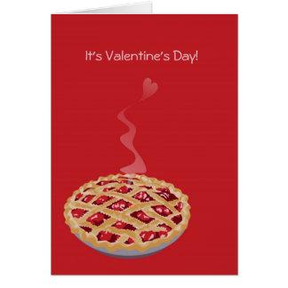 Sweetie Pie Valentine's Card