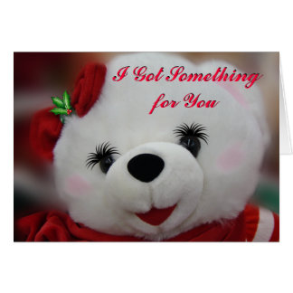 SweetieBear-customise for any occasion Card