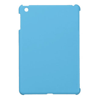Sweetly Snuggable Blue Color Case For The iPad Mini