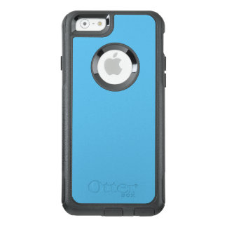 Sweetly Snuggable Blue Colour OtterBox iPhone 6/6s Case
