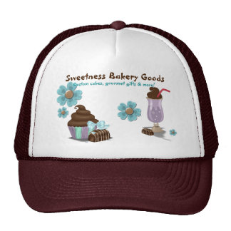 Sweetness Bakery CUSTOM CAKE DECORATOR BUSINESS Cap