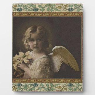 Sweetness - ittle Girl Angel Plaque