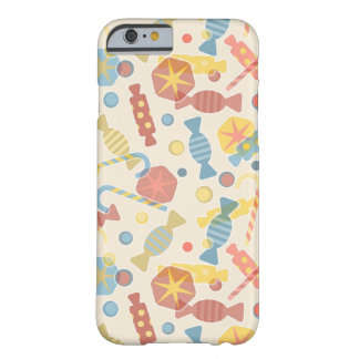 Sweets And Candy Pattern Barely There iPhone 6 Case