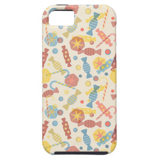 Sweets And Candy Pattern Case For The iPhone 5