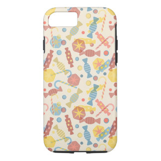 Sweets And Candy Pattern iPhone 7 Case